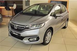2020 Honda Jazz price, variants explained