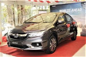 4th gen Honda City prices reduced by up to Rs 66,000