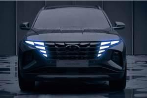 Next gen Hyundai Tucson teased before September 15 unveil