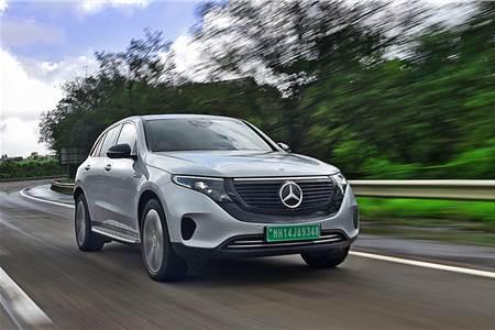 Mercedes-Benz EQC India review, test drive