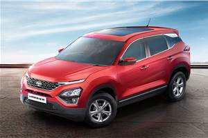 Tata Harrier XT+ launched at Rs 16.99 lakh