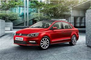 Up to Rs 1.6 lakh off on Volkswagen Vento, Polo