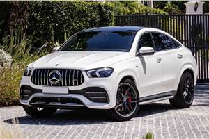 Mercedes-AMG GLE 53 Coupe launch on September 23