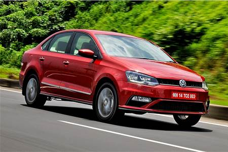 2020 Volkswagen Vento 1.0 TSI AT review, test drive