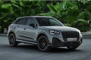 2020 Audi Q2 facelift gets subtle design updates