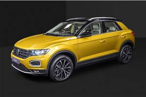 Volkswagen T-Roc bookings closed in India