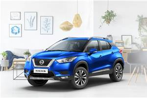 Nissan Kicks gets discounts and benefits of up to Rs 75,000