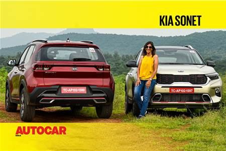 Kia Sonet video review