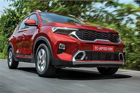 Kia Sonet review, test drive
