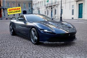 Ferrari Roma India price revealed