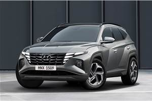 2021 Hyundai Tucson debuts with bold design, two wheelbase options
