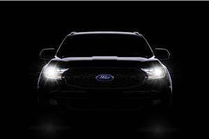Ford Endeavour Sport teased ahead of September 22 launch