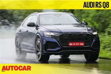 Audi RS Q8 video review