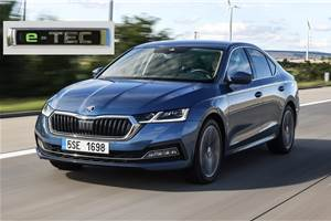 Skoda Octavia with 48V mild-hybrid tech revealed