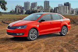 Skoda Rapid TSI automatic launched at Rs 9.49 lakh