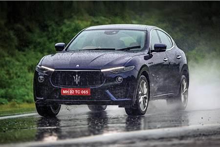Maserati Levante S India review, test drive