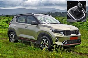 Kia Sonet 1.0 turbo-petrol could get manual gearbox option
