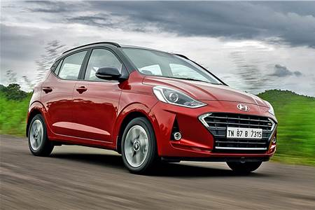 2020 Hyundai Grand i10 Nios Turbo review, test drive