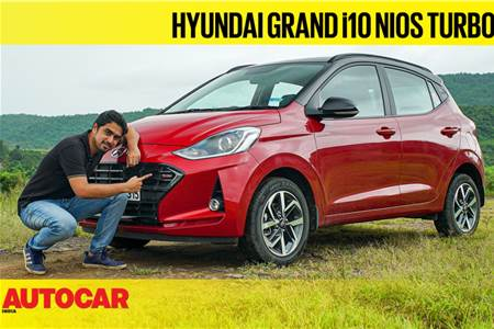 2020 Hyundai Grand i10 Nios Turbo video review