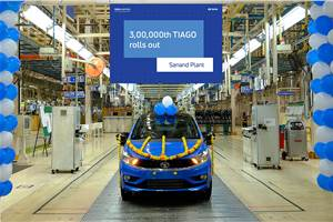Tata Tiago crosses 3 lakh unit production milestone
