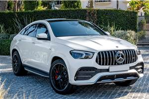 Mercedes-AMG GLE 53 Coupe 4Matic+ launched at Rs 1.20 crore