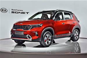 Kia Sonet GTX+ automatics priced at Rs 12.89 lakh