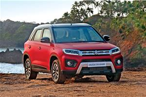 Maruti confident of retaining Vitara Brezza leadership despite increased competition