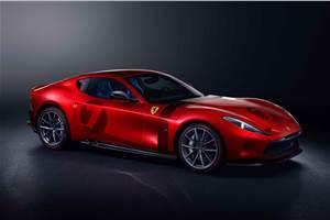 Ferrari Omologata revealed