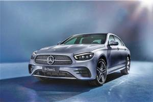 2021 Mercedes-Benz E-class LWB facelift revealed