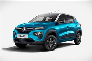 Renault Kwid Neotech launched at Rs 4.30 lakh