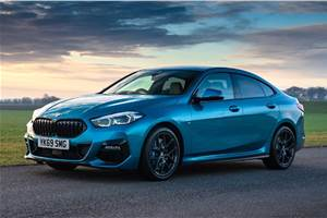 BMW 2 Series Gran Coupe bookings open