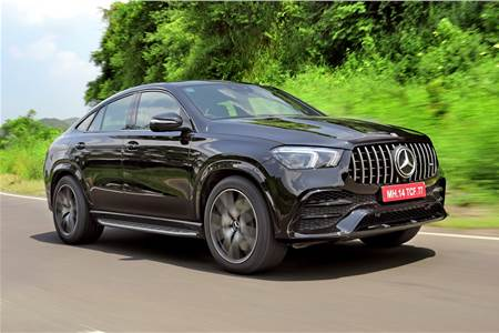 Mercedes-AMG GLE 53 Coupe review, test drive