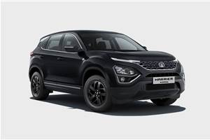 Tata Harrier Dark Edition XT launched at Rs 16.50 lakh
