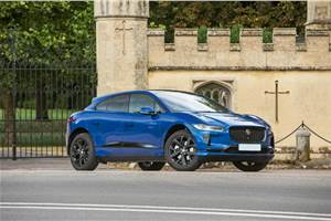 Jaguar I Pace variants for India revealed