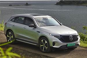 Mercedes-Benz EQC launched at Rs 99.30 lakh