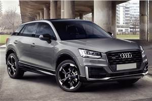 Audi Q2 India launch on October 16, 2020