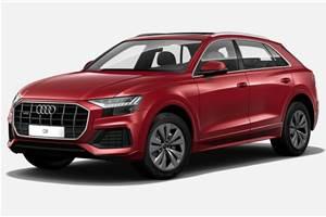 Audi Q8 Celebration launched at Rs 98.98 lakh