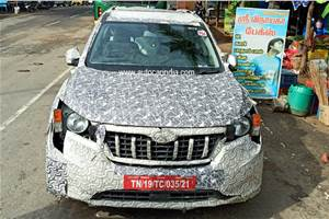 New Mahindra XUV500 to get Advanced Driver Assistance Systems (ADAS) tech