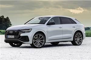 Plug-in hybrid Audi Q8 55 TFSI e, Competition 60 TFSI e revealed