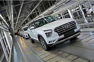 India-made Hyundai Creta exports cross 2,00,000 units