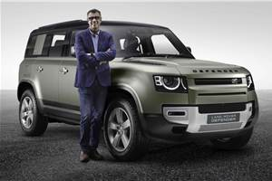 Land Rover Defender launched at Rs 73.98 lakh