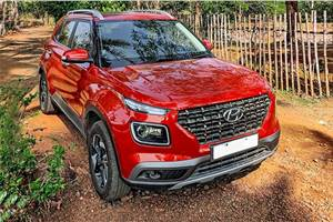 Hyundai Venue price hiked; now starts at Rs 6.75 lakh