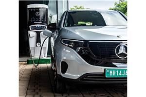 Mercedes-Benz to push for EVs, not hybrids in India