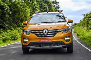 Renault Triber turbo-petrol launch postponed