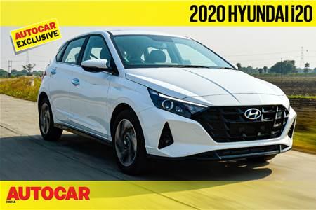2020 Hyundai i20 video review