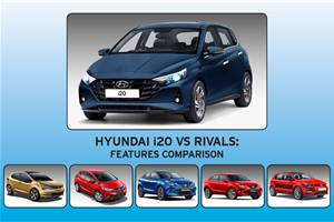 2020 Hyundai i20 vs rivals: Features comparison