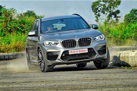 BMW X3 M review, test drive