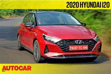 2020 Hyundai i20 1.0 petrol, 1.5 diesel video review