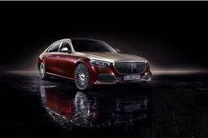 2021 Mercedes-Maybach S-class revealed