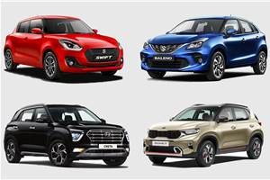 10 bestselling cars in October 2020: Maruti Swift ranks highest